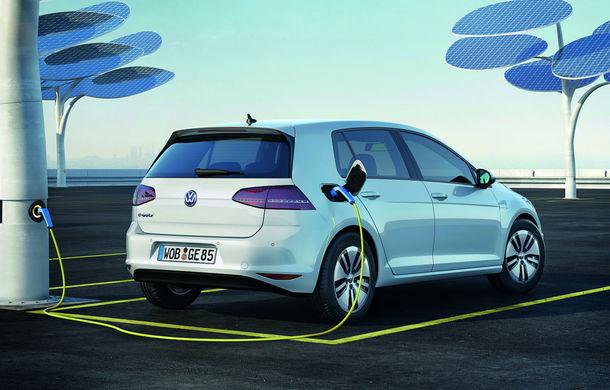 Norvegia: 23% dintre mașinile vândute în 2015 sunt electrice și hibride plug-in. VW e-Golf conduce clasamentul - Poza 1