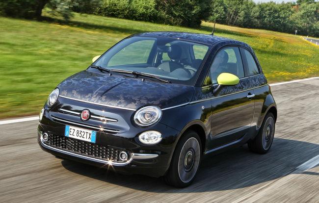Test drive Fiat 500 facelift