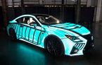 Lexus RC-F este prima mașină din lume care se aprinde pe ritmul bătăilor inimii șoferului