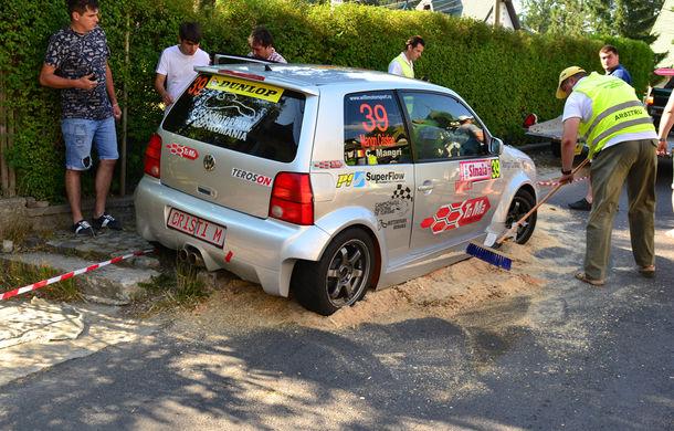 Reportaj: Trofeul Sinaia și farmecul curselor auto de altădată - Poza 47