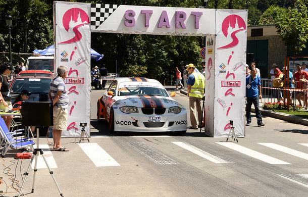 Reportaj: Trofeul Sinaia și farmecul curselor auto de altădată - Poza 17