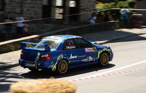 Reportaj: Trofeul Sinaia și farmecul curselor auto de altădată - Poza 28