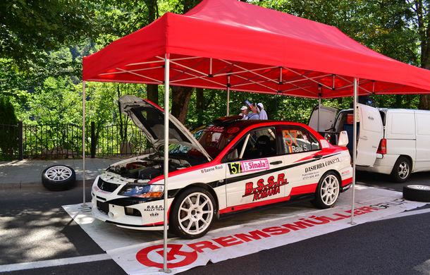 Reportaj: Trofeul Sinaia și farmecul curselor auto de altădată - Poza 51