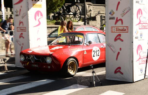Reportaj: Trofeul Sinaia și farmecul curselor auto de altădată - Poza 10
