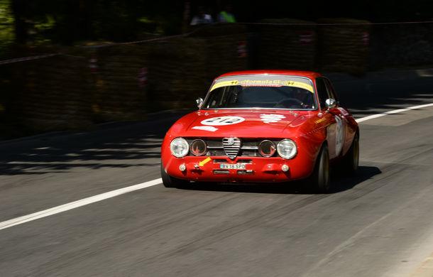 Reportaj: Trofeul Sinaia și farmecul curselor auto de altădată - Poza 34