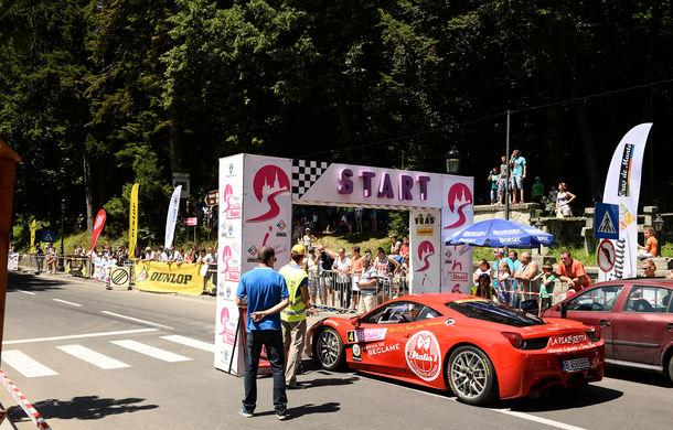 Reportaj: Trofeul Sinaia și farmecul curselor auto de altădată - Poza 16