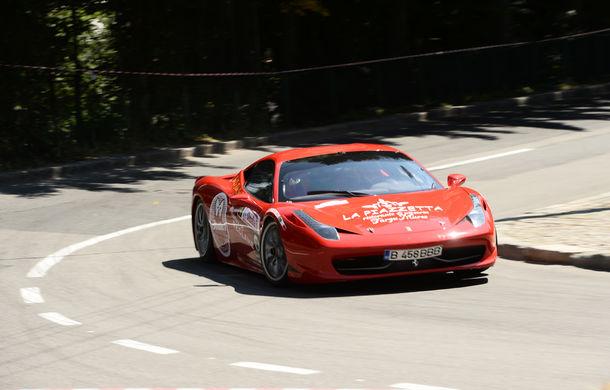 Reportaj: Trofeul Sinaia și farmecul curselor auto de altădată - Poza 30