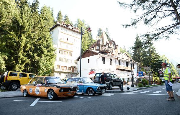 Reportaj: Trofeul Sinaia și farmecul curselor auto de altădată - Poza 5