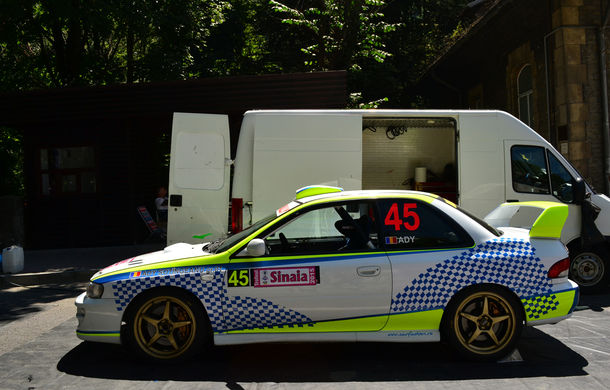 Reportaj: Trofeul Sinaia și farmecul curselor auto de altădată - Poza 49