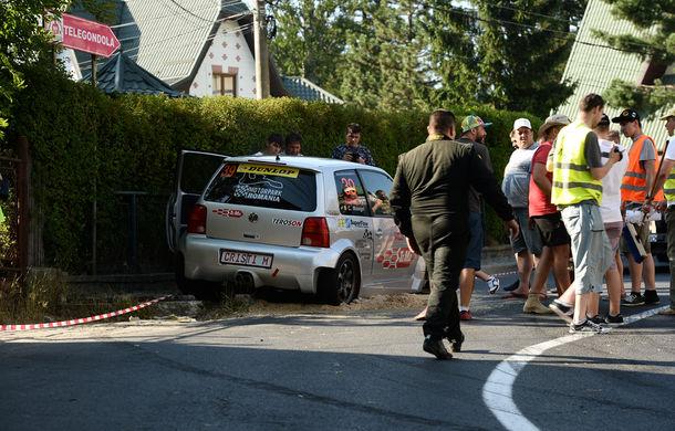 Reportaj: Trofeul Sinaia și farmecul curselor auto de altădată - Poza 37