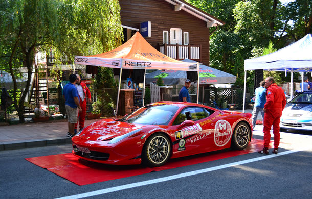 Reportaj: Trofeul Sinaia și farmecul curselor auto de altădată - Poza 48