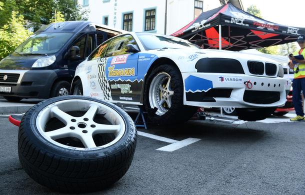 Reportaj: Trofeul Sinaia și farmecul curselor auto de altădată - Poza 7