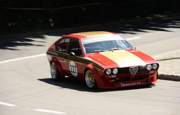 Reportaj: Trofeul Sinaia și farmecul curselor auto de altădată - Poza 25