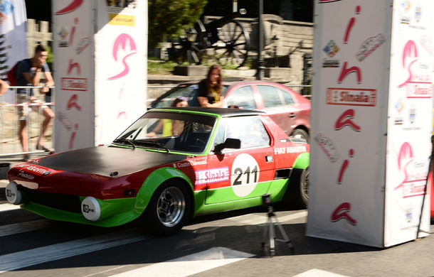 Reportaj: Trofeul Sinaia și farmecul curselor auto de altădată - Poza 11