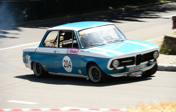 Reportaj: Trofeul Sinaia și farmecul curselor auto de altădată - Poza 23