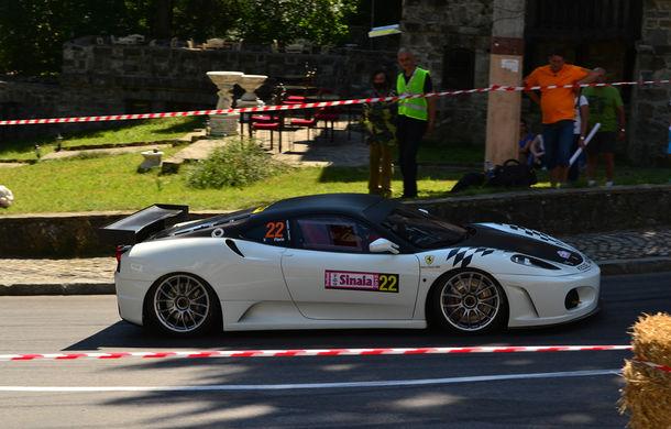 Reportaj: Trofeul Sinaia și farmecul curselor auto de altădată - Poza 54