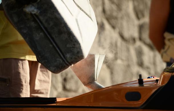 Reportaj: Trofeul Sinaia și farmecul curselor auto de altădată - Poza 39