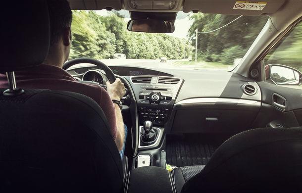 Test de consum cu Honda Civic 1.6 diesel: doar 2.9 litri pe ruta București-Sinaia-București - Poza 5