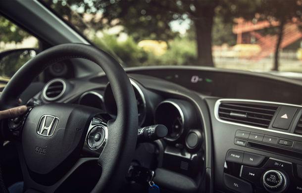Test de consum cu Honda Civic 1.6 diesel: doar 2.9 litri pe ruta București-Sinaia-București - Poza 4