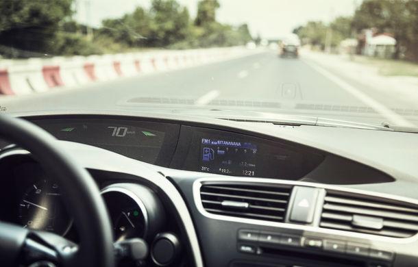 Test de consum cu Honda Civic 1.6 diesel: doar 2.9 litri pe ruta București-Sinaia-București - Poza 7