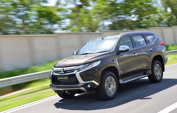 Mitsubishi Pajero Sport a primit o nouă generație pentru piețele din Asia și America - Poza 9