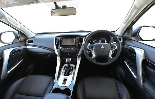 Mitsubishi Pajero Sport a primit o nouă generație pentru piețele din Asia și America - Poza 16