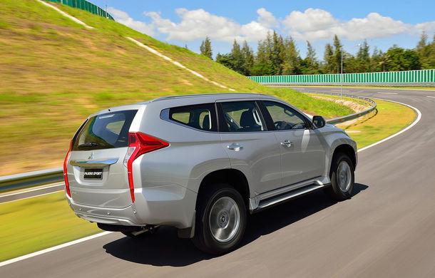Mitsubishi Pajero Sport a primit o nouă generație pentru piețele din Asia și America - Poza 18