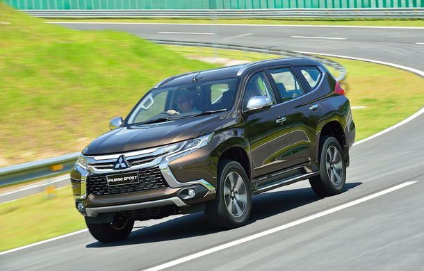 Mitsubishi Pajero Sport a primit o nouă generație pentru piețele din Asia și America - Poza 11