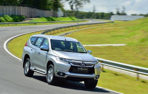 Mitsubishi Pajero Sport a primit o nouă generație pentru piețele din Asia și America - Poza 8