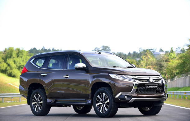 Mitsubishi Pajero Sport a primit o nouă generație pentru piețele din Asia și America - Poza 17