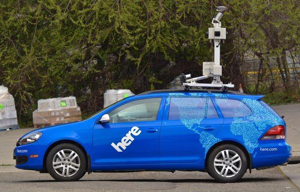 Audi, BMW și Daimler au cumpărat Here Maps, divizia de navigație a celor de la Nokia - Poza 1