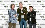 Salariu de vedete: Clarkson, Hammond și May vor primi câte două milioane de euro pe lună la noua lor emisiune