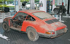 Porsche va restaura un exemplar
