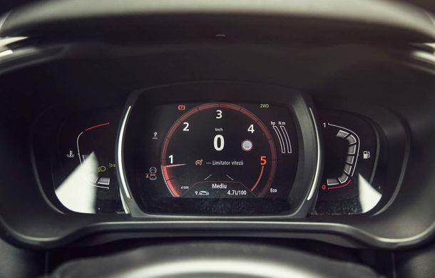 Test de consum cu Renault Kadjar 1.6 diesel: o nouă luptă cu consumul declarat - Poza 12