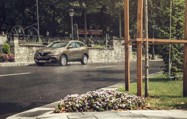 Test de consum cu Renault Kadjar 1.6 diesel: o nouă luptă cu consumul declarat - Poza 9