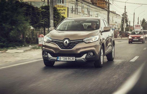 Test de consum cu Renault Kadjar 1.6 diesel: o nouă luptă cu consumul declarat - Poza 3