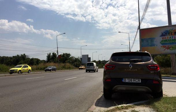Test de consum cu Renault Kadjar 1.6 diesel: o nouă luptă cu consumul declarat - Poza 16