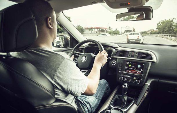 Test de consum cu Renault Kadjar 1.6 diesel: o nouă luptă cu consumul declarat - Poza 6