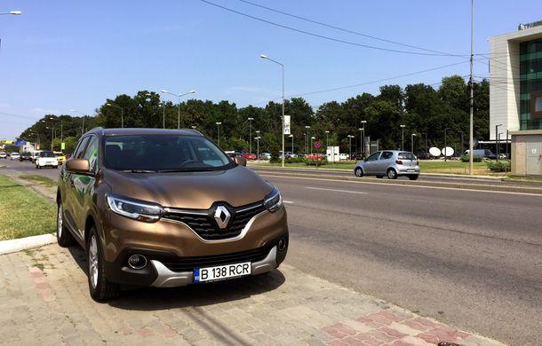 Test de consum cu Renault Kadjar 1.6 diesel: o nouă luptă cu consumul declarat - Poza 15