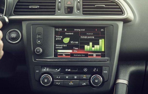 Test de consum cu Renault Kadjar 1.6 diesel: o nouă luptă cu consumul declarat - Poza 13