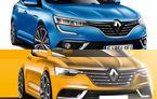 Cum va arăta noul Renault Megane? Diferenţe între ipotezele de design franceze şi cele britanice