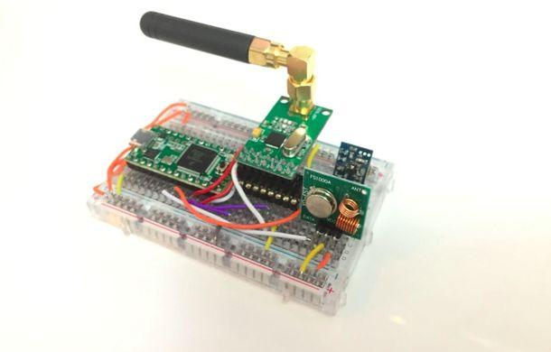 Un Hacker A Prezentat Dispozitivul Cu Care Poate Să