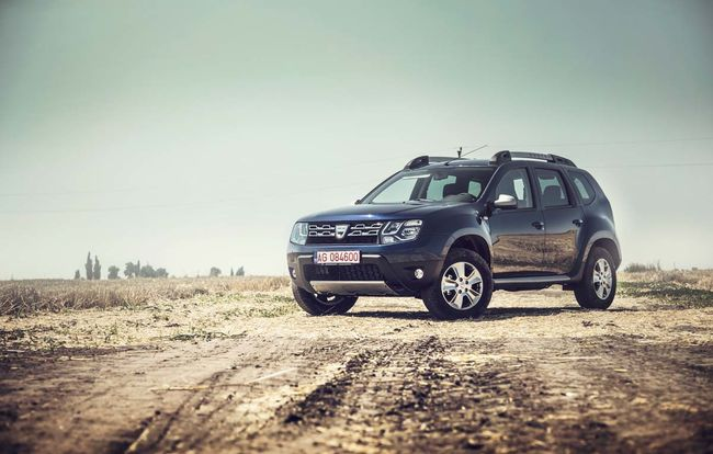 Test drive Dacia Duster