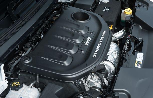 Jeep Cherokee primește un nou motor diesel: Multijet II de 2.2 litri - Poza 2