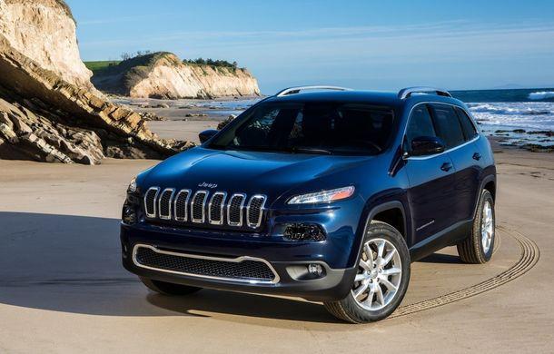 Jeep Cherokee primește un nou motor diesel: Multijet II de 2.2 litri - Poza 1