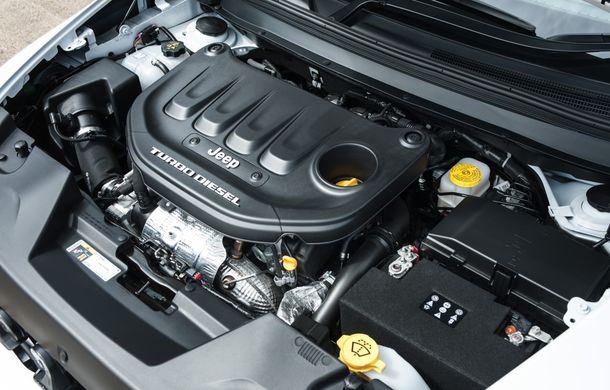Jeep Cherokee primește un nou motor diesel: Multijet II de 2.2 litri - Poza 3