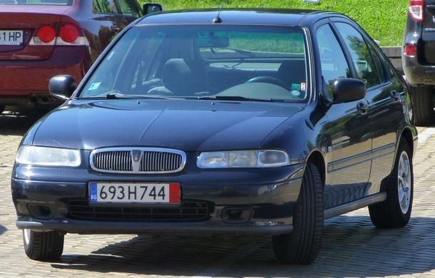 Proiect de lege: parlamentarii vor restricţionarea la trei luni a dreptului de circulație al mașinilor cu numere străine în România - Poza 1