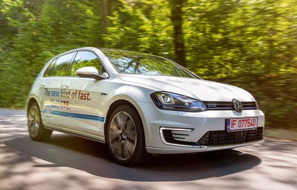 """FEATURE: Cele două fețe """"verzi"""" ale lui Volkswagen Golf - Poza 1"""
