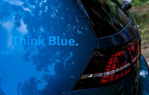 """FEATURE: Cele două fețe """"verzi"""" ale lui Volkswagen Golf - Poza 9"""