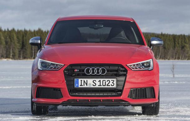 Audi RS1 rămâne un proiect la care producătorul german nu renunță - Poza 1